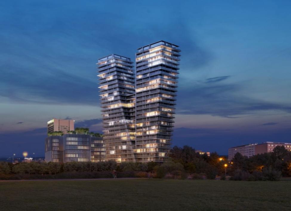 Prodej luxusního bytu Praha 4 - 62m 0