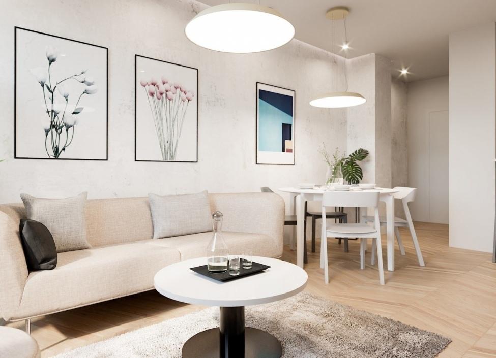 Prodej bytu Praha 10 - 33m 0