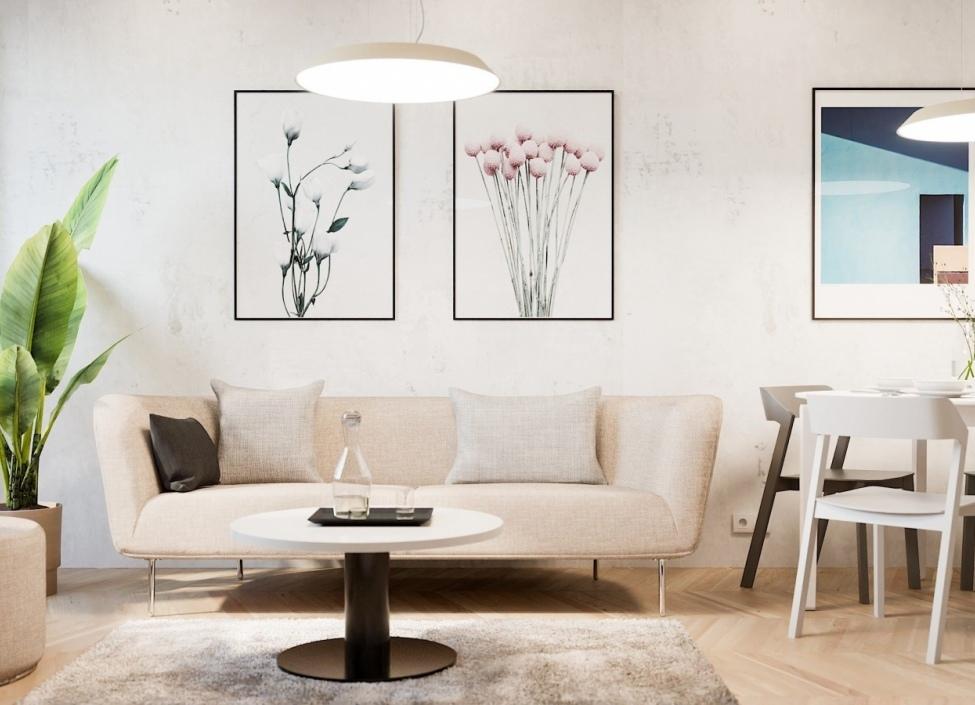 Prodej bytu Vršovice - 75m 1