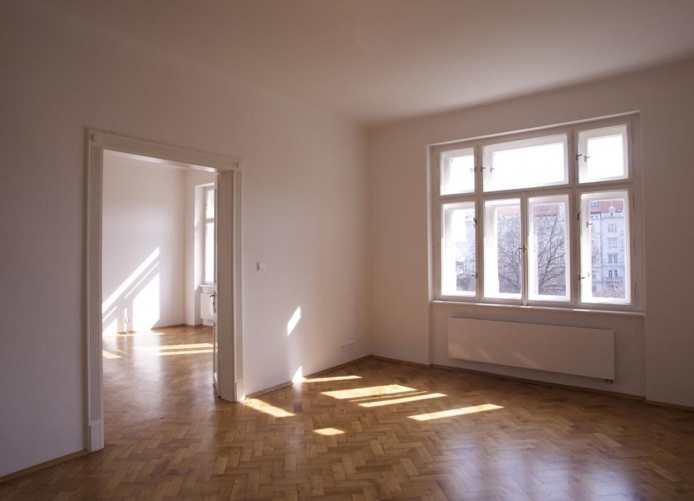 Byt na nábřeží Praha 123m 1