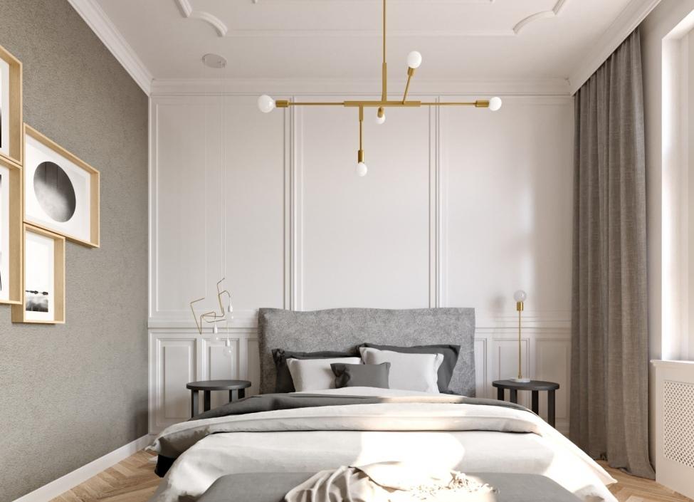 Luxusní byt na Praze 3 - 128m 1