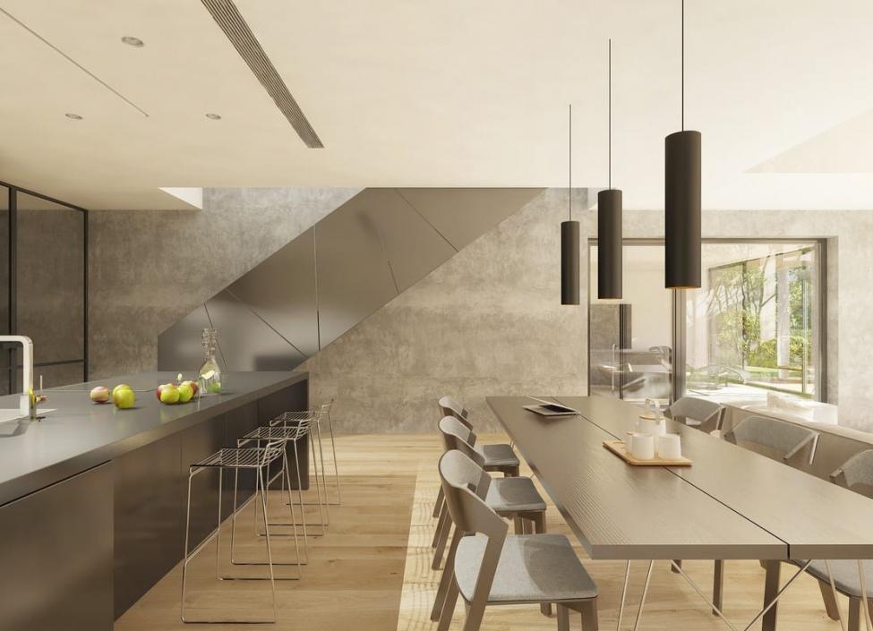 Luxusní byt na prodej - Praha 5 - 235m 1