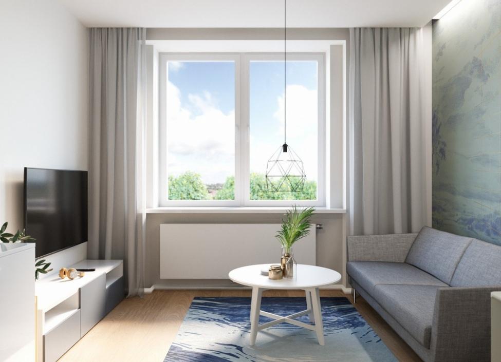 Investiční byt na prodej - Praha 8 - 29m 1