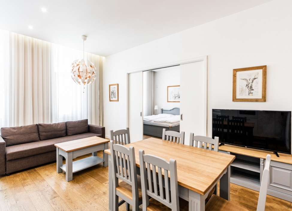 Luxusní byt na pronájem - Praha 1 - Nové Město - 75m 0
