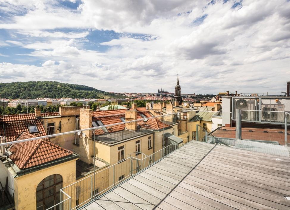 Luxusní byt na pronájem - Praha 1 - Nové Město - 388m 0