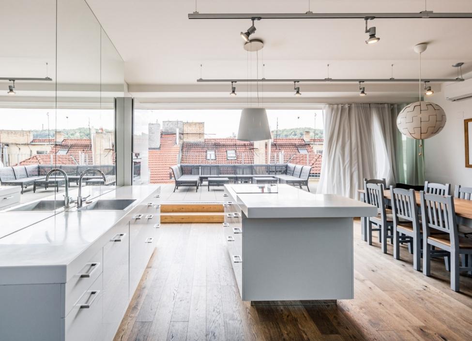 Luxusní byt na pronájem - Praha 1 - Nové Město - 388m 1