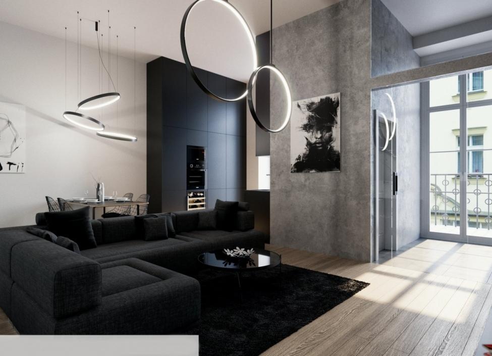 Prodej bytu Praha 1 - 86m 0