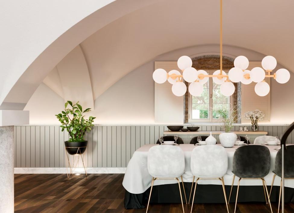 Luxusní byt v historické budově Praha 6 - 280m 0