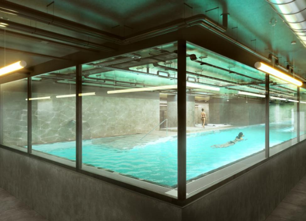 Luxusní loftový byt - Praha 4 - 46m 1
