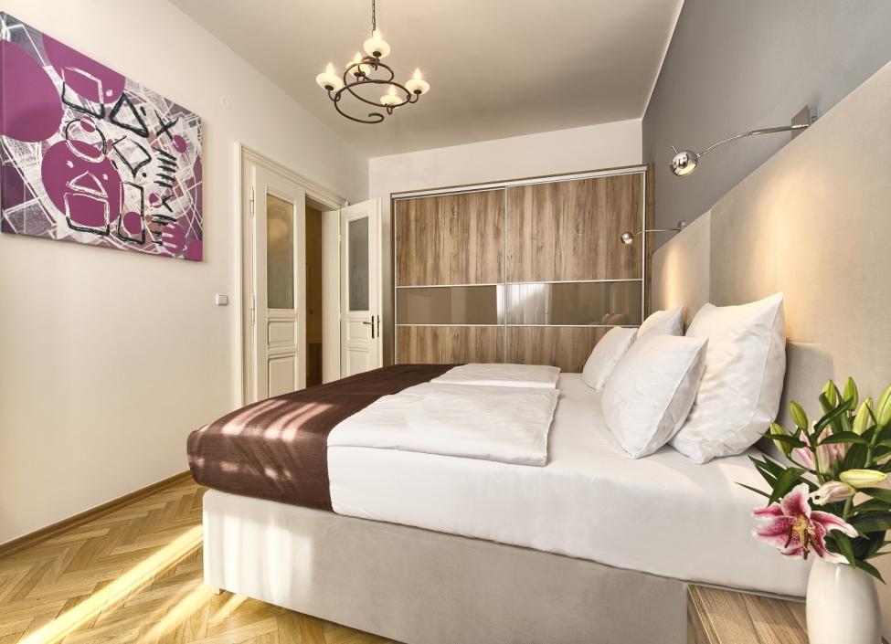 Luxusní byt na pronájem - Praha 1 - Josefov - 111m 1