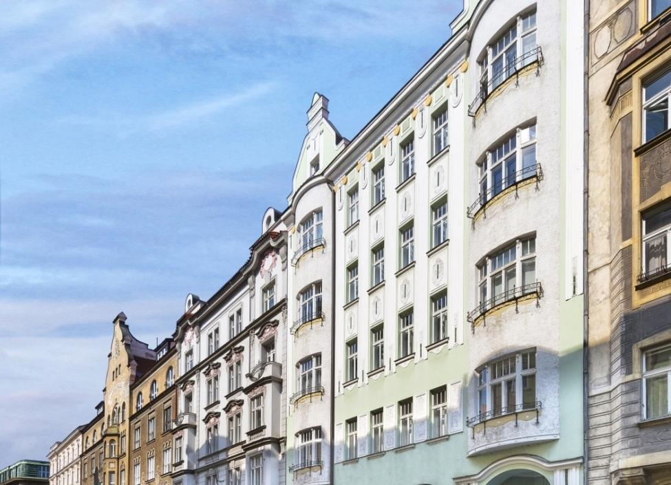 Luxusní byt Staré Město 111m 0