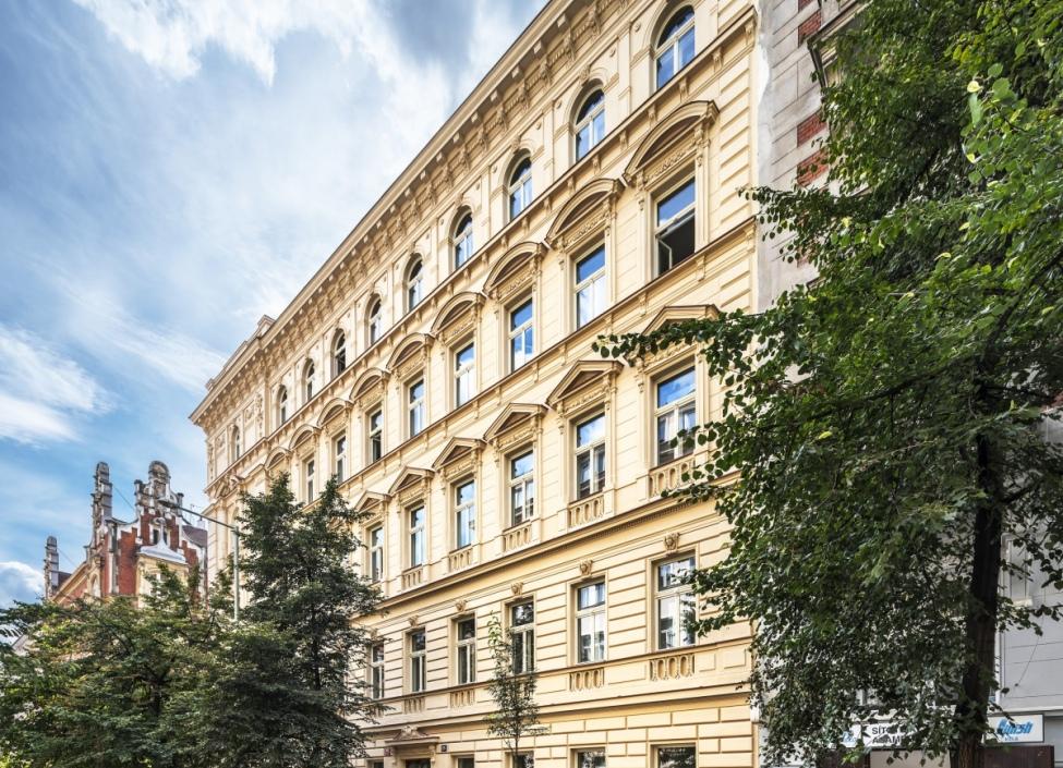 Kancelář k pronájmu, Praha 2 - 200 m2 1