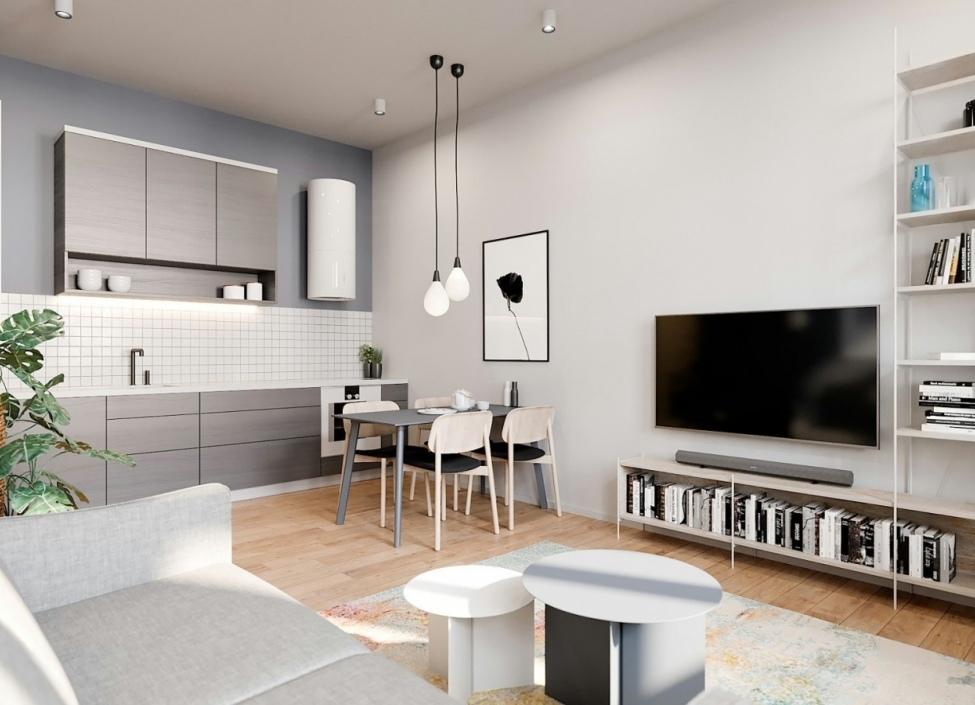 Luxusní byt Praha 3 - 76m 1