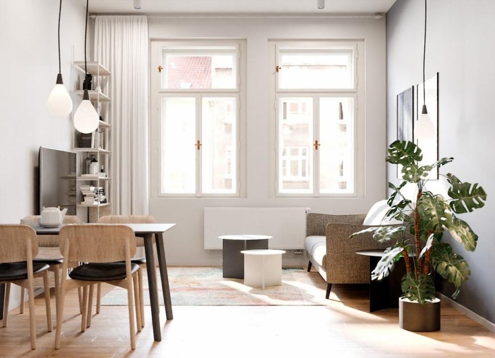 Luxusní byt na prodej Praha 3 - 73m 0