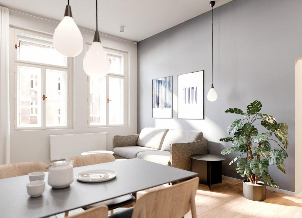 Luxusní byt na prodej Praha 3 - 73m 1