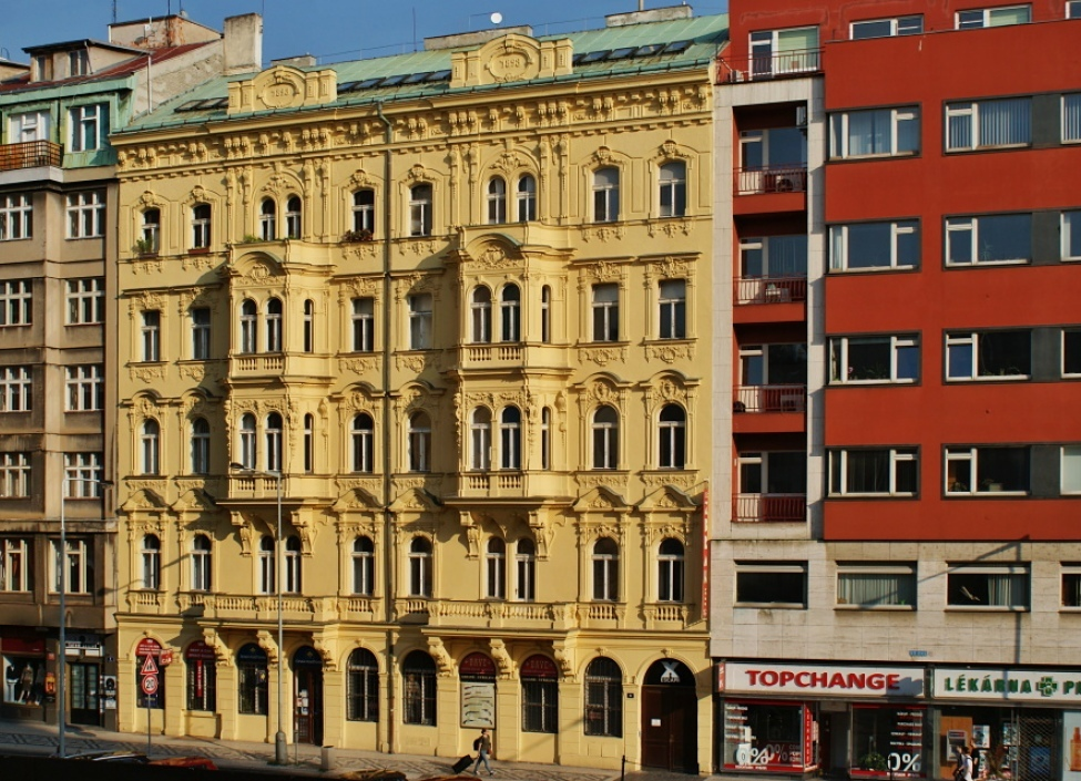 Office for rent in Prague 1 - 25m 0