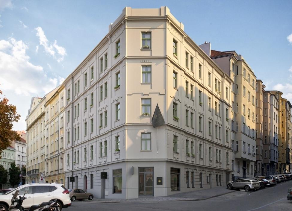 Obchodní prostor prodej Praha 3 - 78m 0