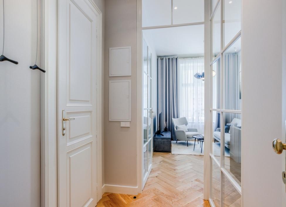Byt s balkonem na Praze 1 - 112m 1