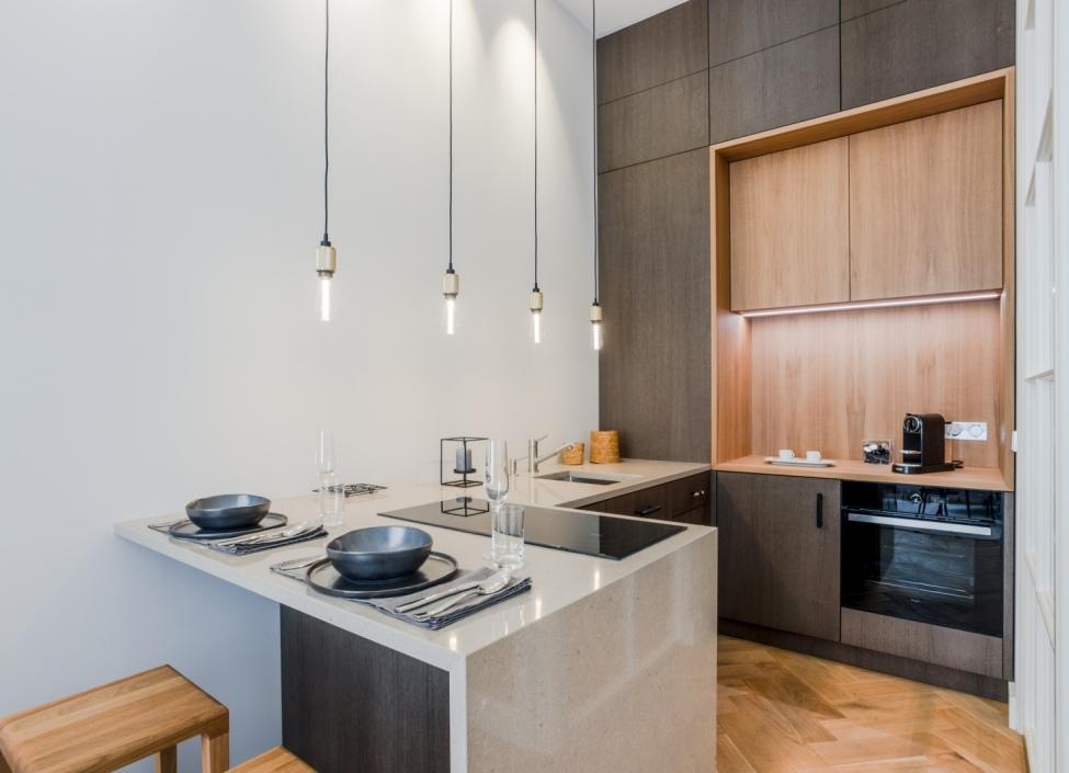 Luxusní byt po rekonstrukci Praha 1 - 69m 1