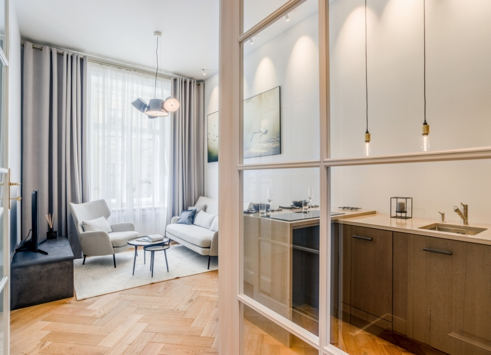 Luxury apartment in Prague 1 - 39m 1