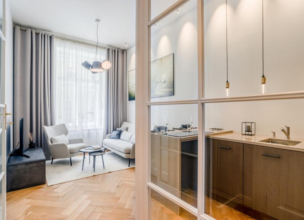 Luxusní byt na prodej - Praha 1 - Nové Město - 43m 1