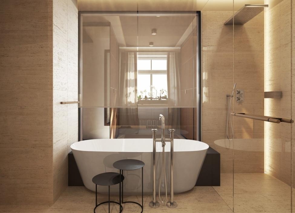 Luxusní byt na prodej Praha 1 Josefov - 108m 0