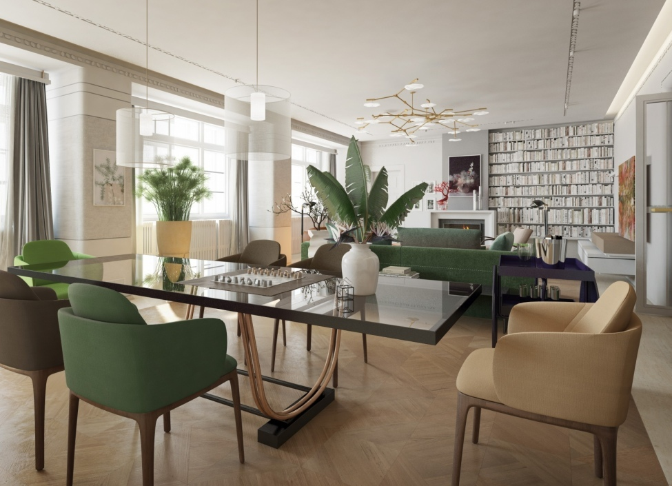 Luxury apartment for sale Prague 1 246m2 1