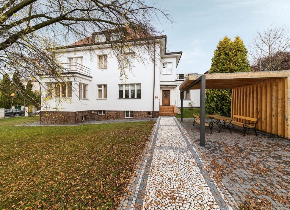 Vila na prodej - Praha 5 - Smíchov - 526m 0