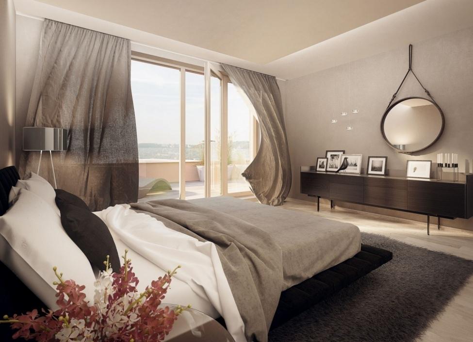 Luxusní byt Podolí 112m 0