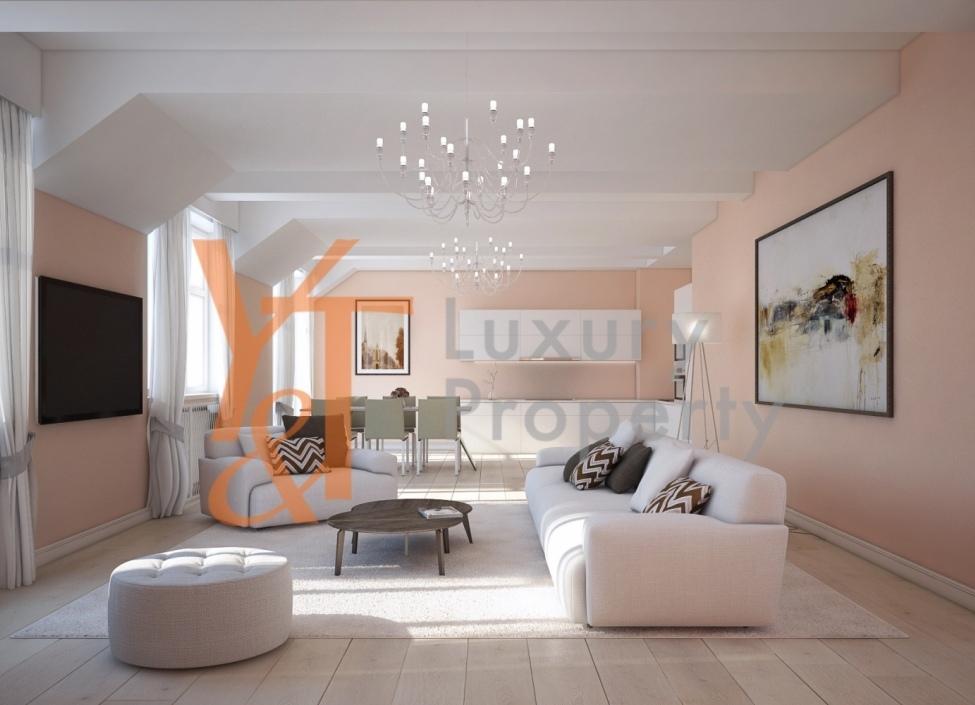 Luxury apartment Prague 1 0