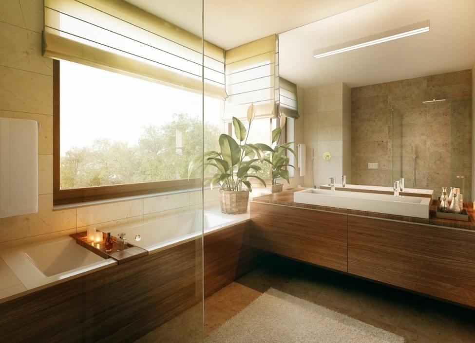 Luxusní byt s prostornou terasou Podolí 103m 1