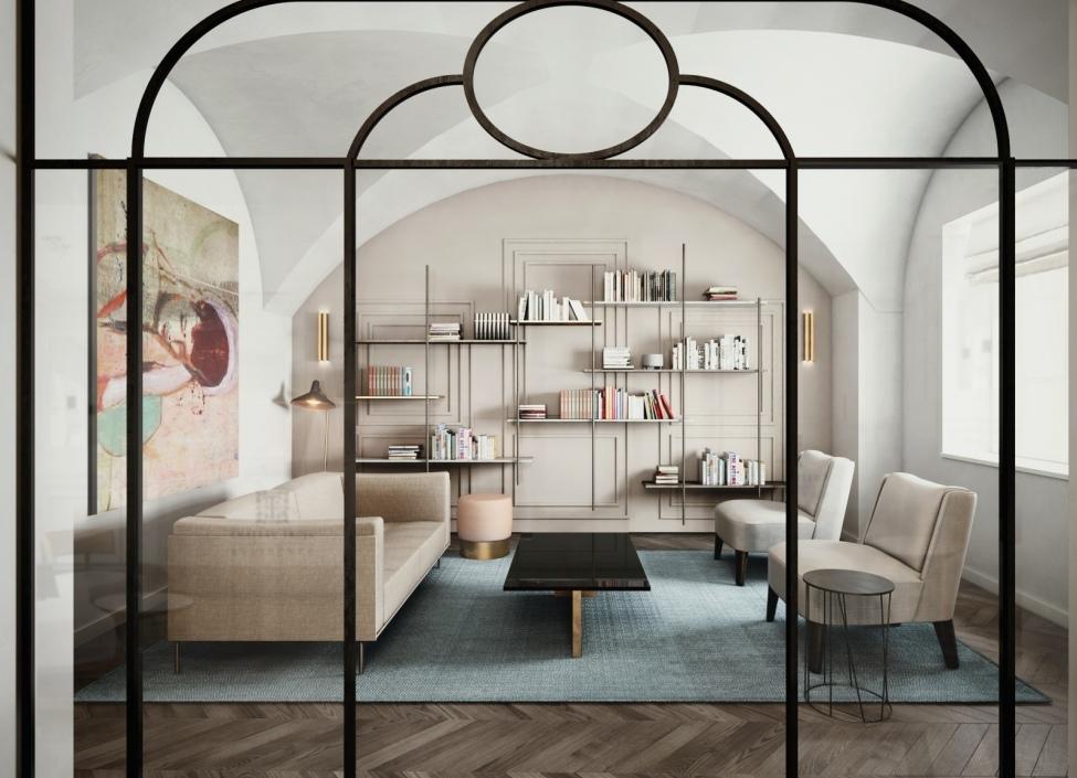 Luxusní byt v Troji 0