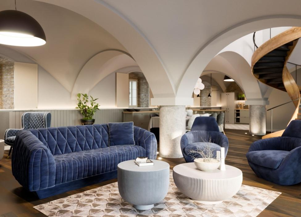 Luxusní vila na prodej Praha 6 - 230m 1