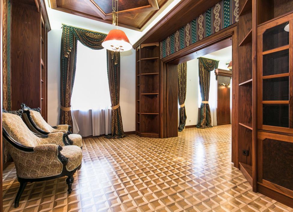 Luxusní byt k prodeji Praha Vinohrady 156m 1
