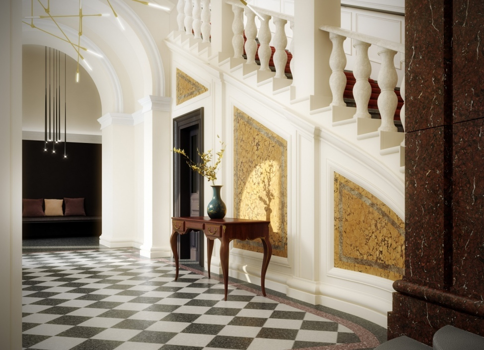Luxury apartment Old Town 98m 0