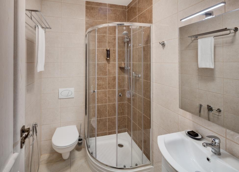 Luxusní byt na pronájem na Praze 7 - 51m 1