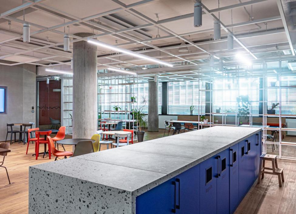 Moderní kanceláře k pronájmu, Praha 8 - 490 m2 1