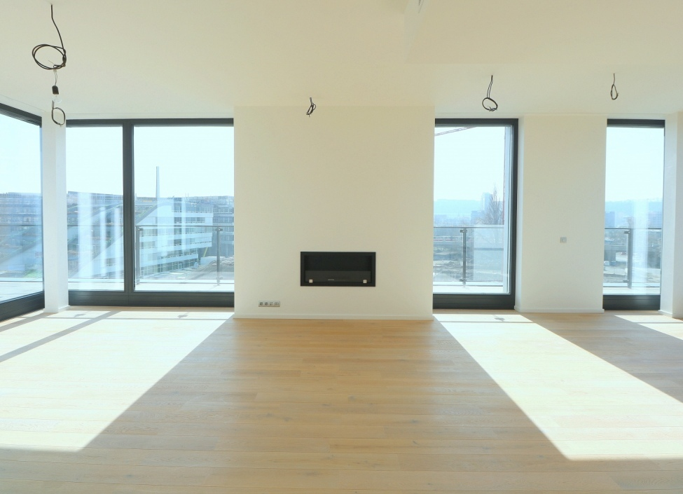 Luxusní byt s terasami 225m 0