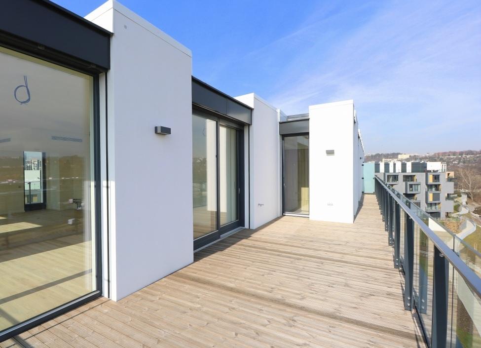 Luxusní byt s terasami 239m 0