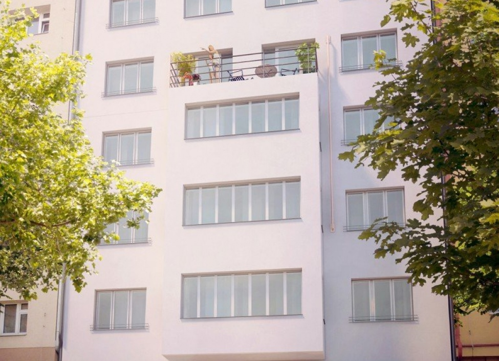Byt na prodej - Praha 8 - Libeň - 20m 1