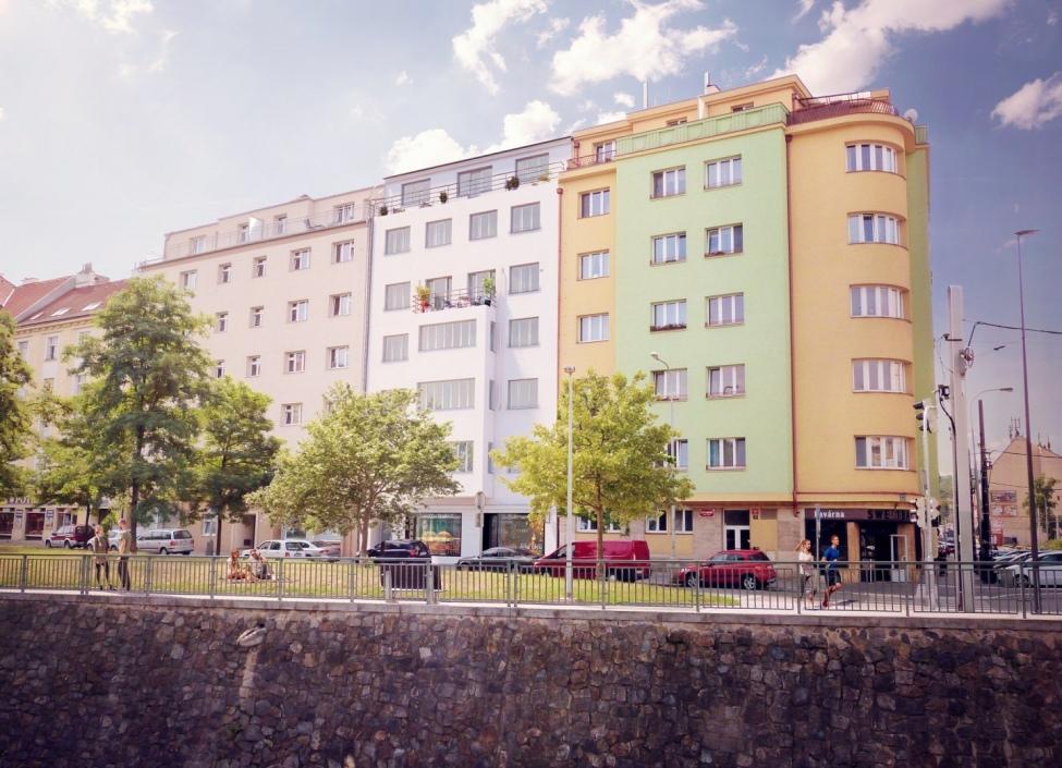 Byt na prodej - Praha 8 - Libeň - 33m 1