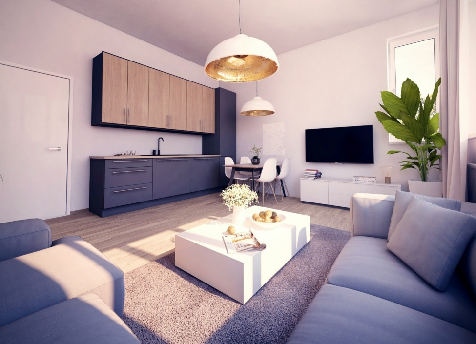 Apartment for sale Libeň 31m 1