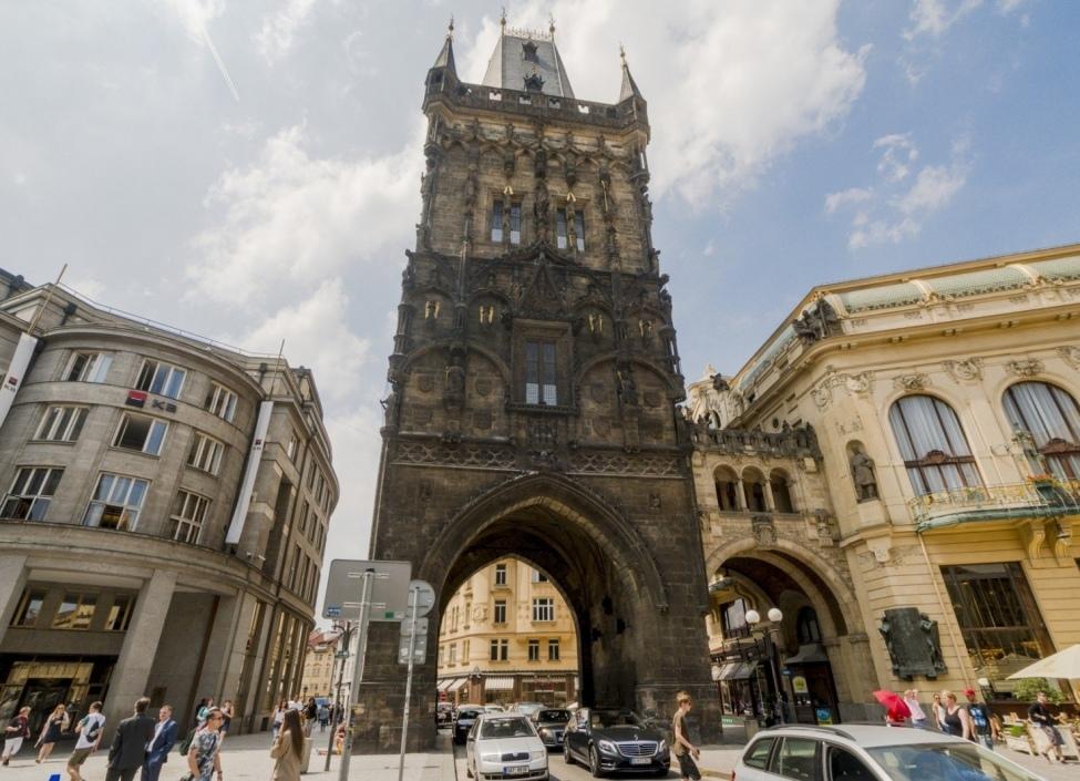 Byt po rekonstrukci Praha 1 - 71m 0