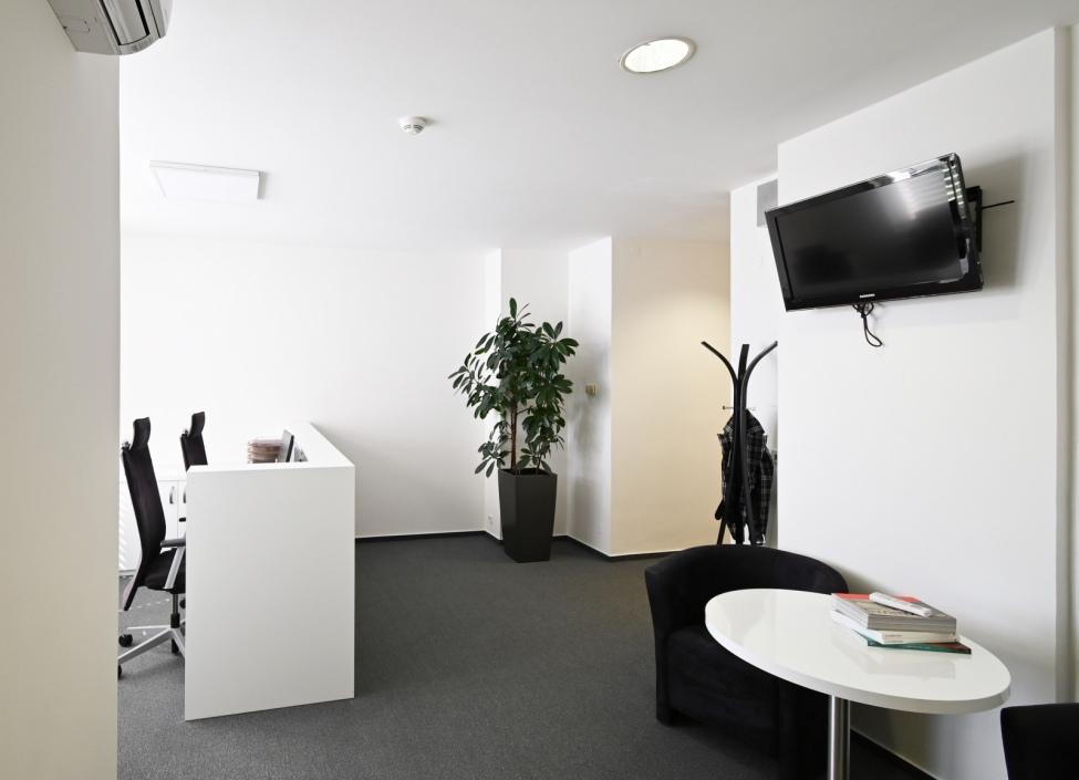 Kancelář k pronájmu v centru Prahy - 196m 1