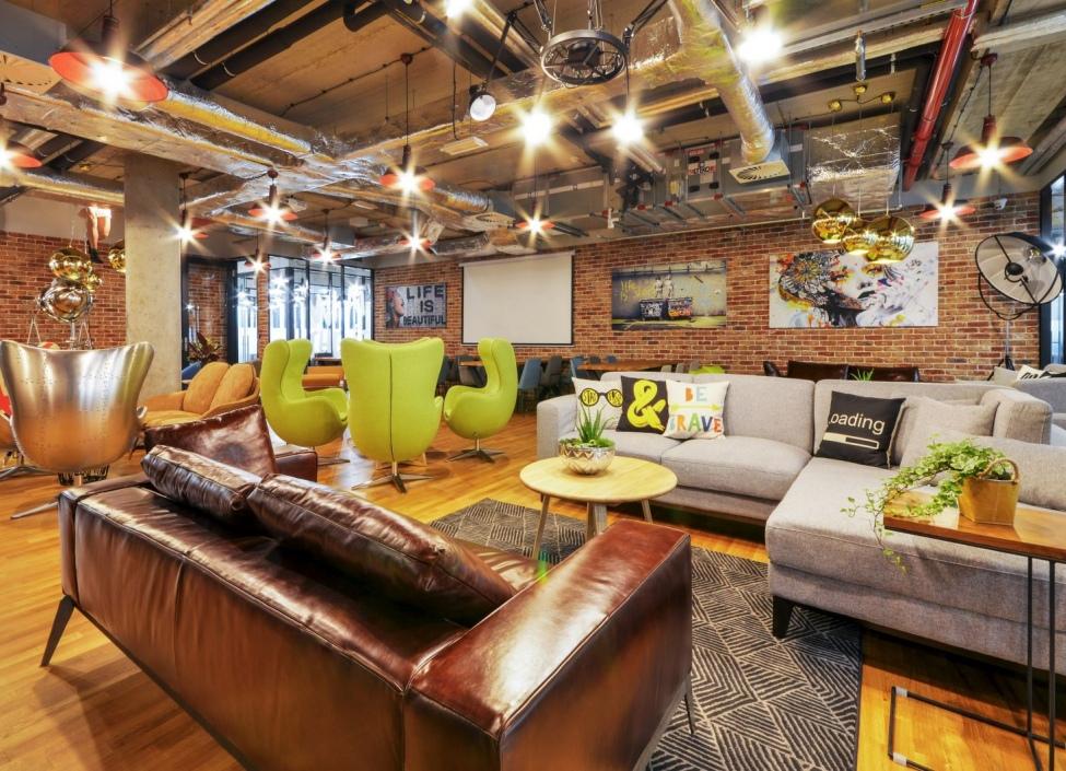 Luxusní coworking kanceláře k pronájmu, Praha 8, Karlín 0