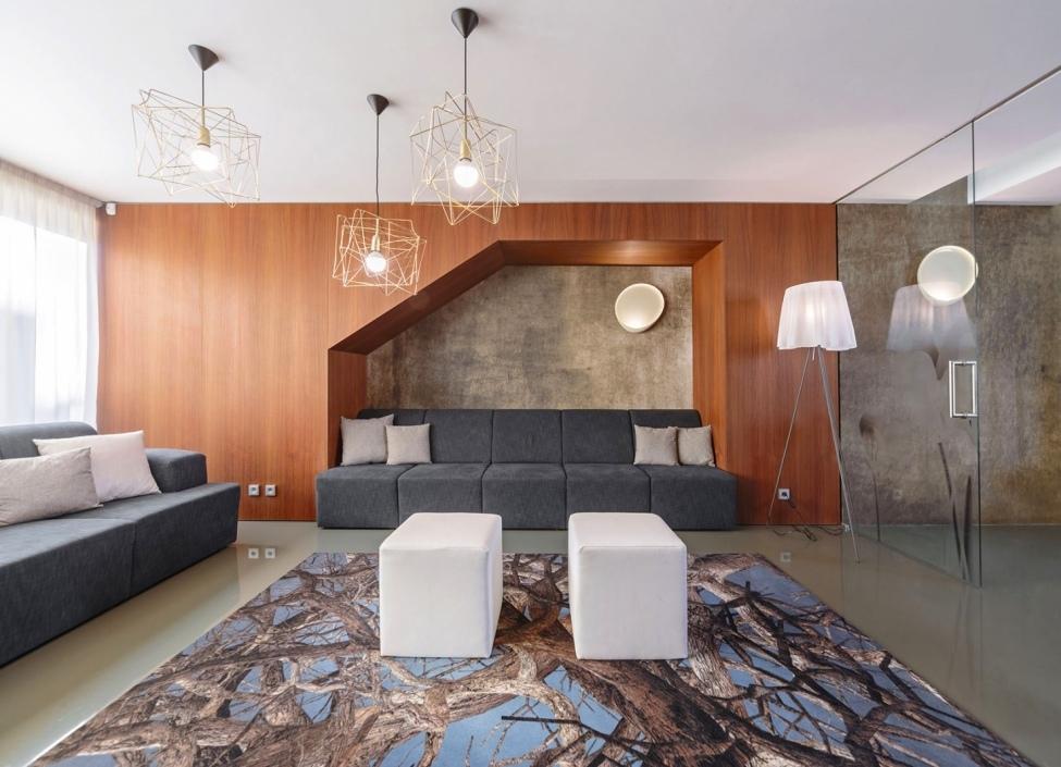 Loftový byt s terasou Praha 1 - 331m 1
