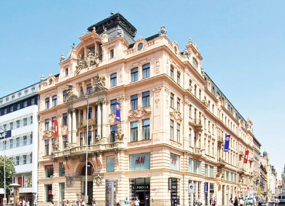 Luxusní kanceláře na pronájem, Praha 1 - 546m 1