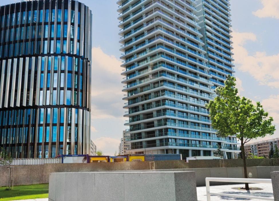 Luxusní byt na prodej - V Tower - 112 m2 0