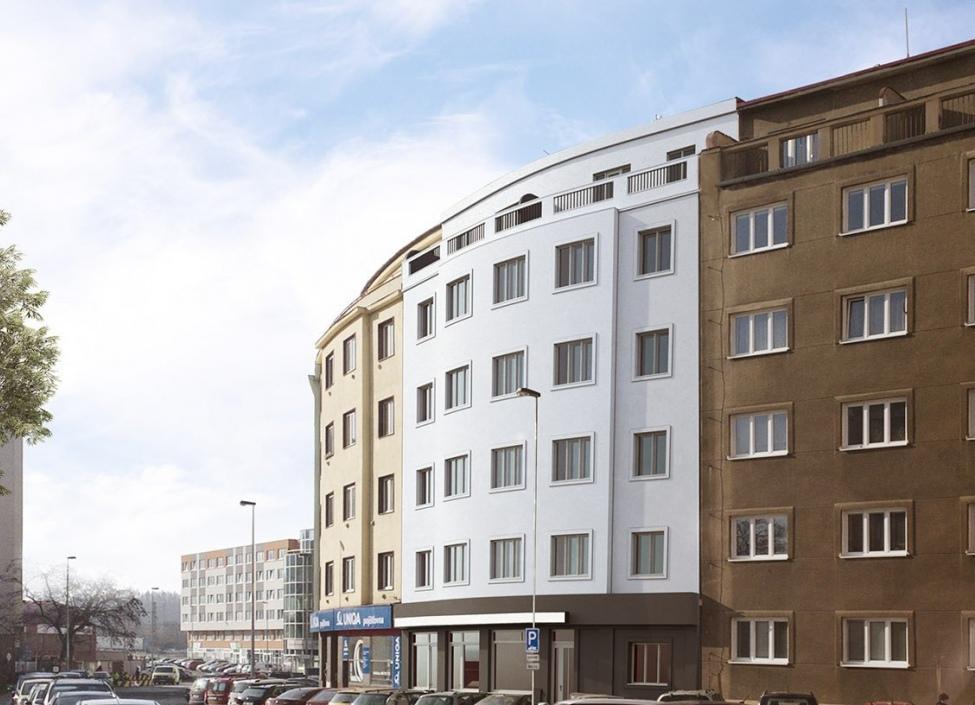 Prodej obchodní jednotky Praha 10 - 25m 1