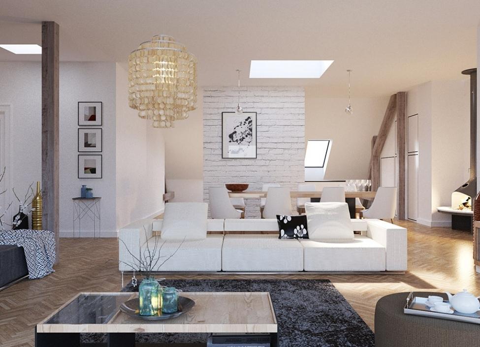 Luxusní byt Nové Město 137m 0